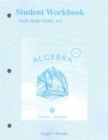 Image for Student Workbook for Elementary and Intermediate Algebra for College Students, Media Update
