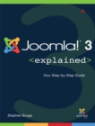 Image for Joomla! 3 explained  : your step-by-step guide