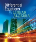 Image for Differential equations and linear alegbra