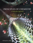 Image for Principles of chemistry  : a molecular approach