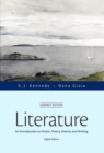Image for Literature  : an introduction to fiction, poetry, drama, and writing