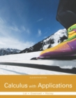 Image for Calculus with applications