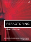 Image for Refactoring : Ruby Edition: Ruby Edition