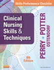 Image for Skills Performance Checklists for Clinical Nursing Skills & Techniques