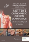 Image for Netter's orthopaedic clinical examination  : an evidence-based approach