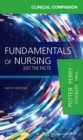 Image for Clinical companion for Fundamentals of nursing: just the facts.