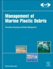 Image for Management of marine plastic debris
