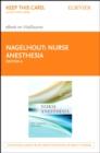 Image for Nurse anesthesia.