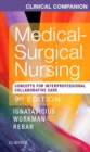 Image for Clinical companion for medical-surgical nursing  : concepts for interprofessional collaborative care