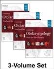 Image for Cummings Otolaryngology : Head and Neck Surgery, 3-Volume Set