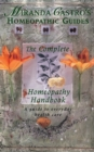 Image for The complete homeopathy handbook  : a guide to everyday health care