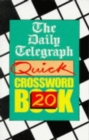 Image for The Daily Telegraph Quick Crossword Book 20
