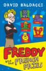 Image for Freddy and the French Fries  : fries alive!