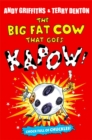 Image for The big fat cow that goes kapow!