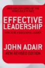 Image for Effective leadership  : how to be a successful leader