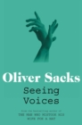 Image for Seeing voices  : a journey into the world of the deaf