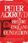 Image for The history of EnglandVolume I,: Foundation