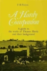 Image for A Hardy Companion : A Guide to the Works of Thomas Hardy