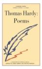 Image for Hardy: Poems : Thomas Hardy