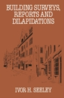 Image for Building Surveys : Reports and Dilapidations