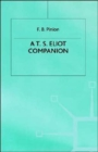 Image for A T.S.Eliot Companion : Life and Works