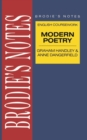 Image for Handley: Modern Poetry