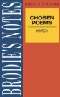 Image for Hardy: Chosen Poems