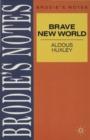 Image for Huxley: Brave New World