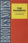 Image for Lawrence: The Rainbow