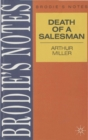 Image for Brodie's notes on Arthur Miller's Death of a salesman