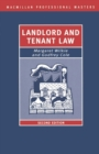 Image for Landlord and Tenant Law