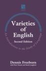 Image for Varieties of English : An Introduction to the Study of Language