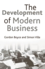Image for The development of modern business