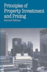 Image for Principles of Property Investment and Pricing