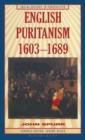 Image for English puritanism, 1603-1689