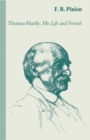 Image for Thomas Hardy: His Life and Friends