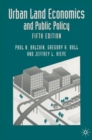 Image for Urban Land Economics and Public Policy