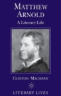 Image for Matthew Arnold : A Literary Life