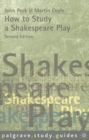 Image for How to study a Shakespeare play