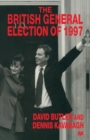 Image for The British general election of 1997