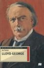 Image for Lloyd George