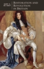 Image for Restoration and revolution in Britain  : a political history of the era of Charles II and the glorious revolution