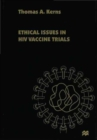 Image for Ethical issues in HIV vaccine trials