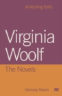 Image for Virginia Woolf  : the novels