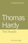 Image for Thomas Hardy  : the novels