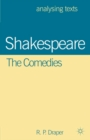 Image for Shakespeare  : the comedies