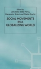 Image for Social movements in a globalizing world