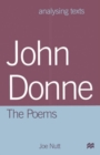 Image for John Donne  : the poems