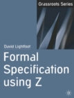 Image for Formal specification using Z