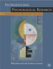 Image for Introducing psychological research  : seventy studies that shape psychology